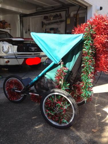 stroller Jingle Bell